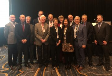 Past Presidents at the 2019 Annual Conference in Tampa